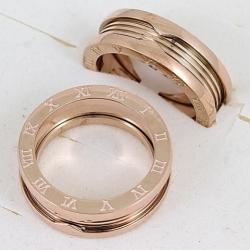 Кольцо СТАЛЬ XUPING-16,17,18,19(позолота)